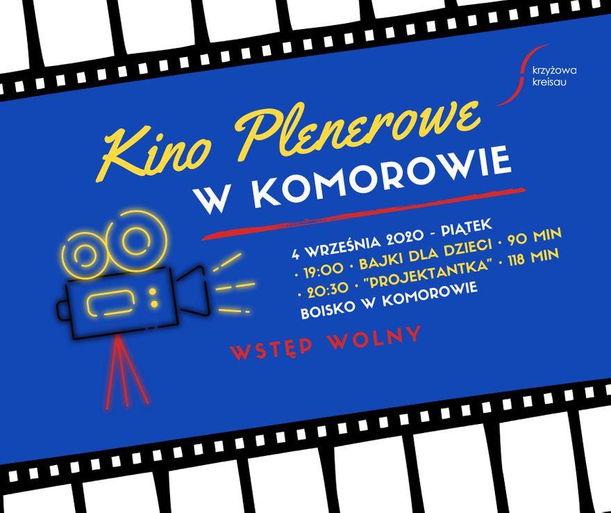 Komorów: Kino w Komorowie