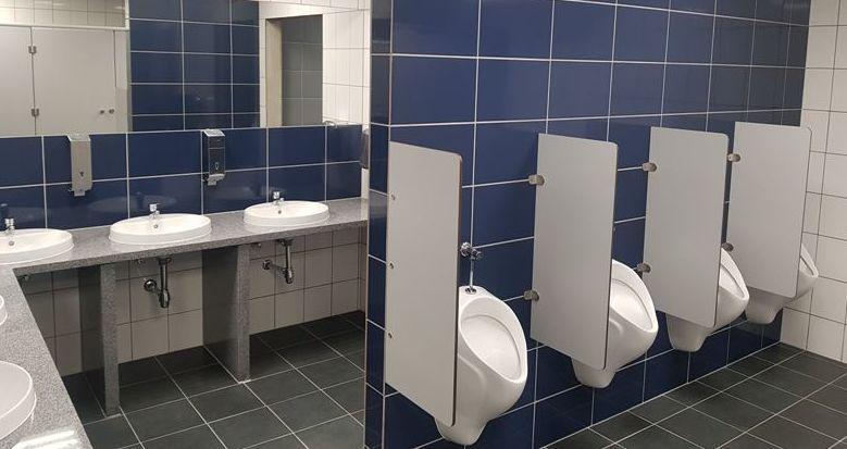 Strzegom: Wyremontowali toalety