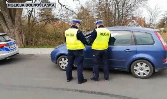 powiat świdnicki: Promile ich zgubiły