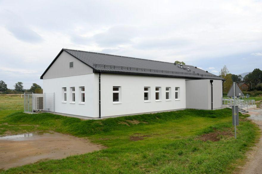 Gmina Marcinowice: Świetlice po odbiorach