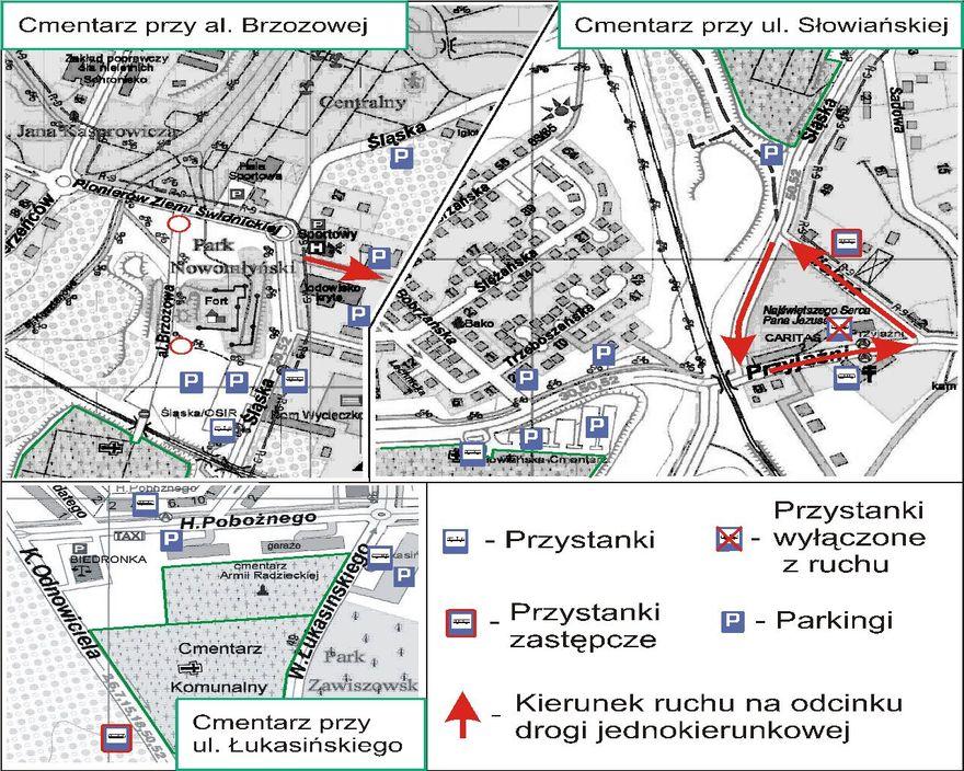 Świdnica: Zmiana organizacji ruchu