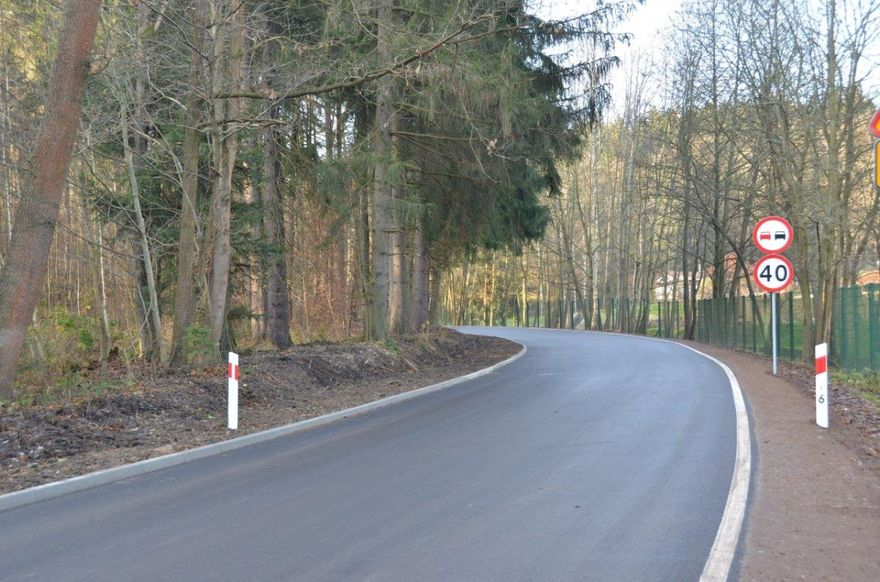 powiat świdnicki: Kolejny remont zakończony
