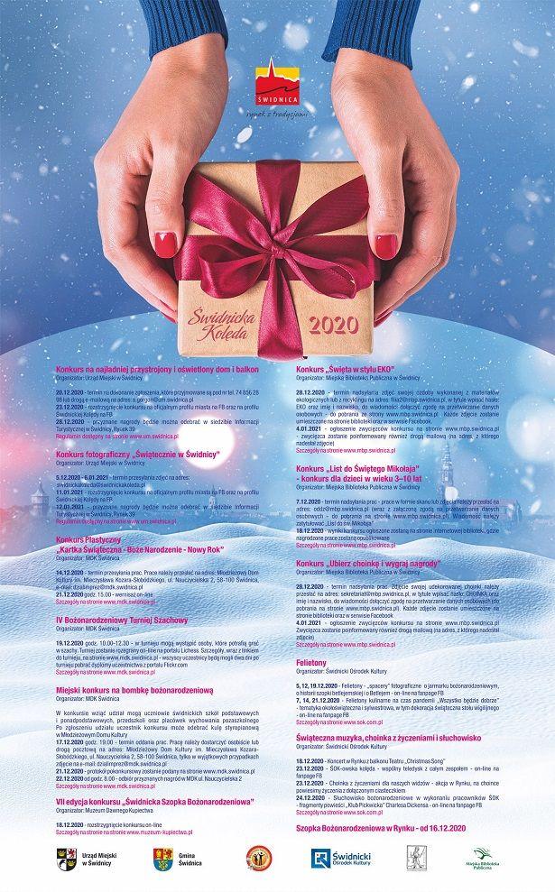 Świdnica: Konkursy świąteczne