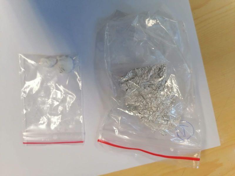 Świdnica: Na zakupy z amfetaminą