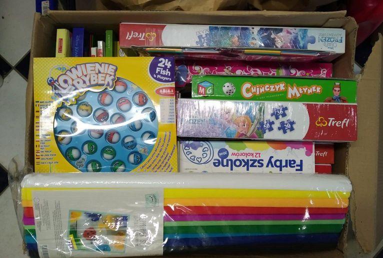 Żarów: Dla Domu Dziecka