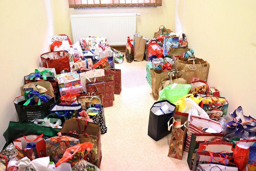 Świdnica: Świąteczne paczki
