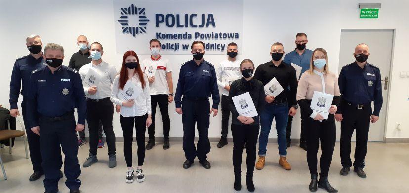 Świdnica/powiat świdnicki: Nowi w szeregach