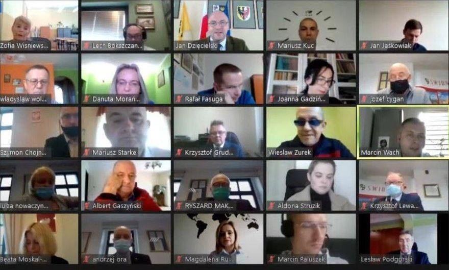 Świdnica: Sesja w Świdnicy
