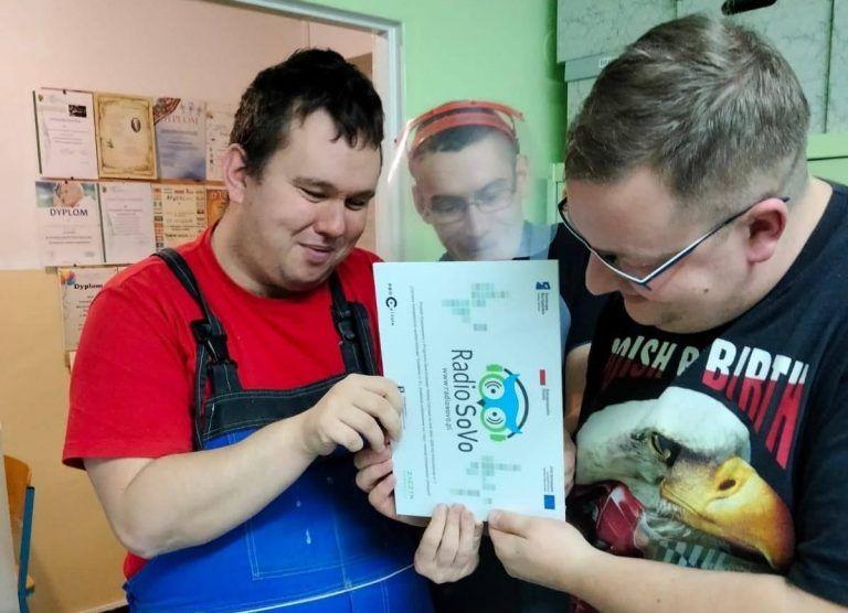Mokrzeszów: Radio nadaje z Mokrzeszowa