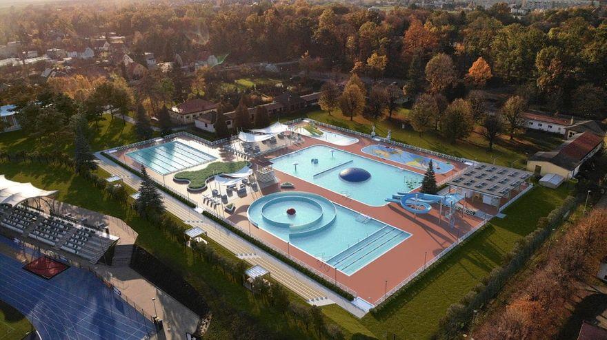 Świdnica: Chętni do budowy basenu