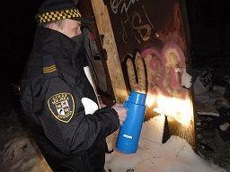Świdnica: Zima nie odpuszcza