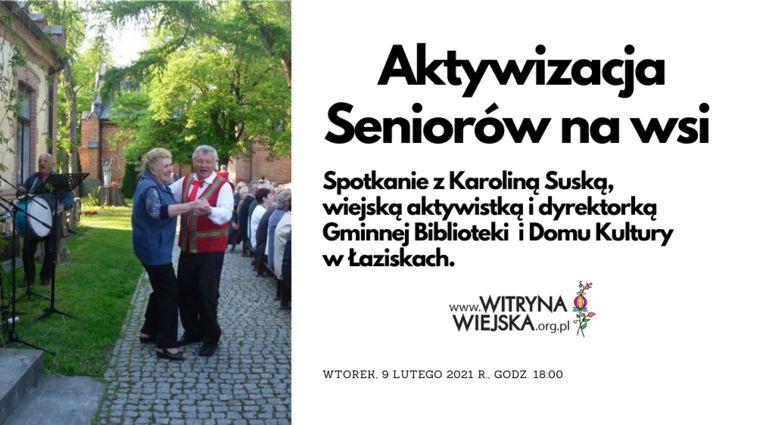 Łaziska: Aktywizacja seniorów