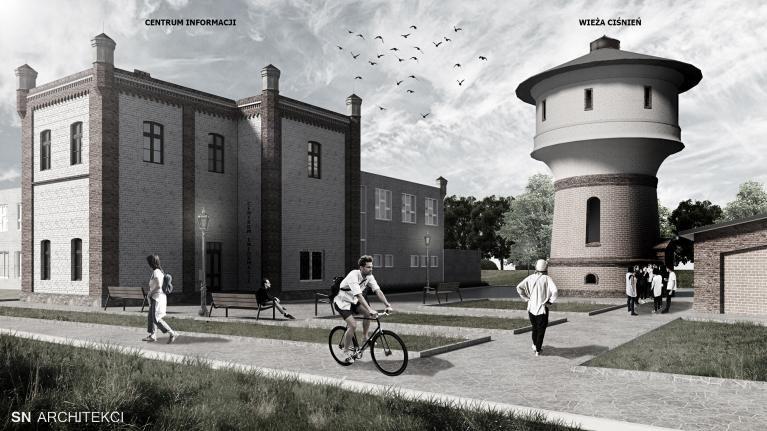 Jaworzyna Śląska: Rewitalizacja obiektów kolejowych