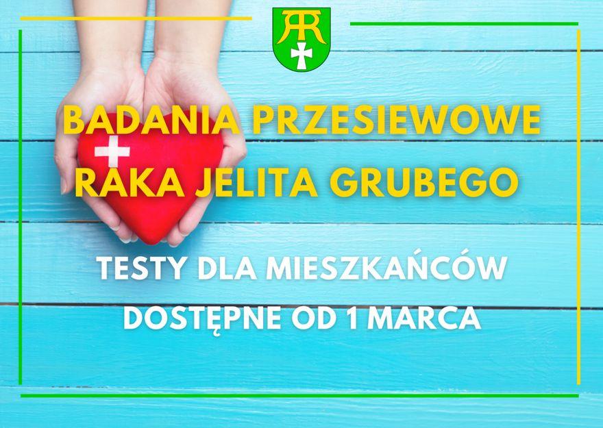 Marcinowice: Odbierz swój test