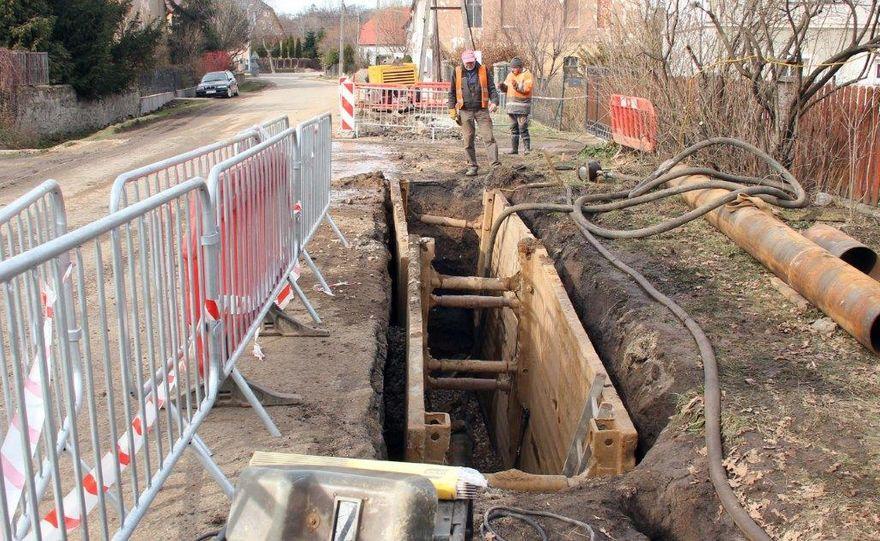 Gmina Dobromierz: Prace nabierają tempa