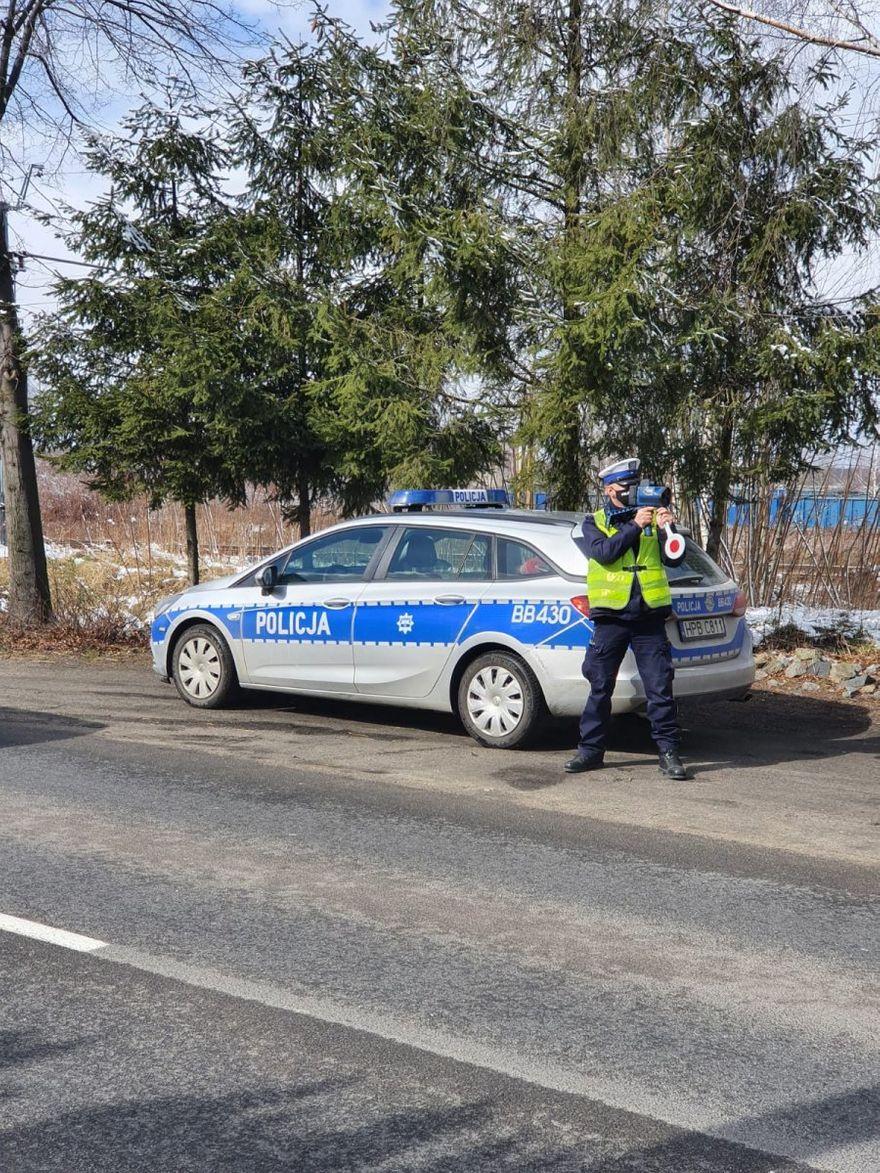 Świdnica/powiat świdnicki: Policja sprawdzała prędkość
