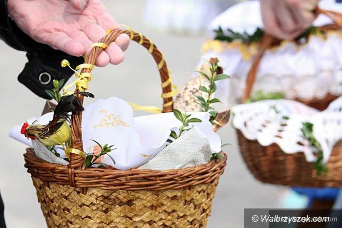 Świdnica/powiat świdnicki: Święcenie pokarmów