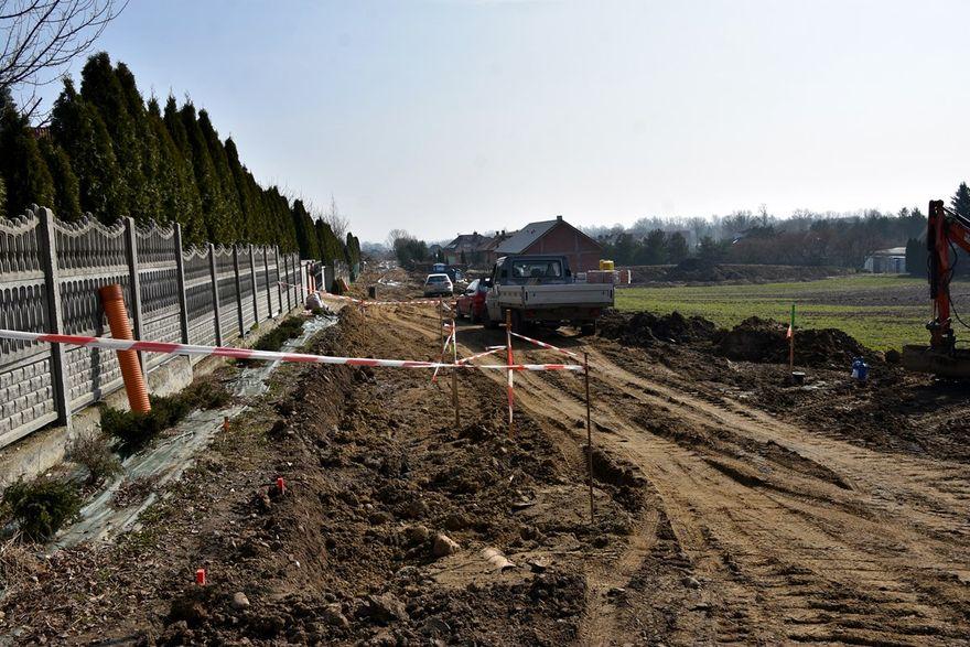 Witoszów Dolny: Nowa droga