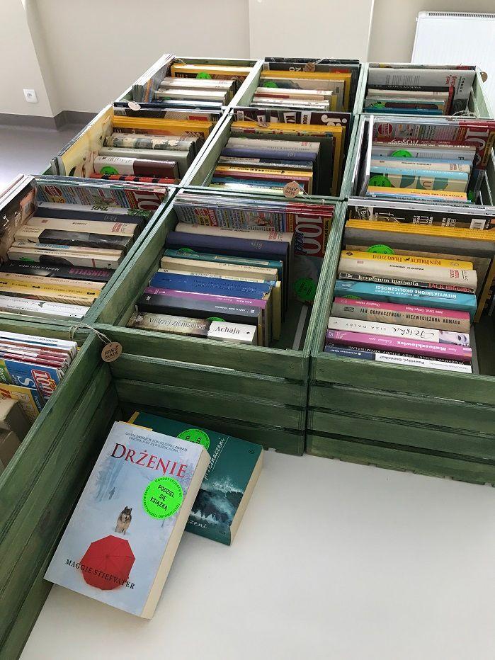Świdnica: Podziel się książką